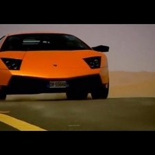 Lamborghini Murcielago road test - Top Gear - BBC