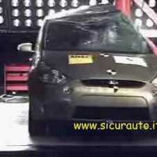 Crash Test EuroNCAP Ford S-Max (2006)