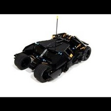 Lego Technic Motorized Tumbler Batmobile