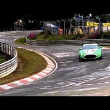 Aston Martin - Nürburgring 24hr Race 2011