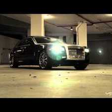 Sean Kingston Rolls Royce Ghost on 22