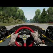 Project CARS - Lotus 49 Cosworth at Rouen - two laps 1.51.7 (pre-alpha build 433)