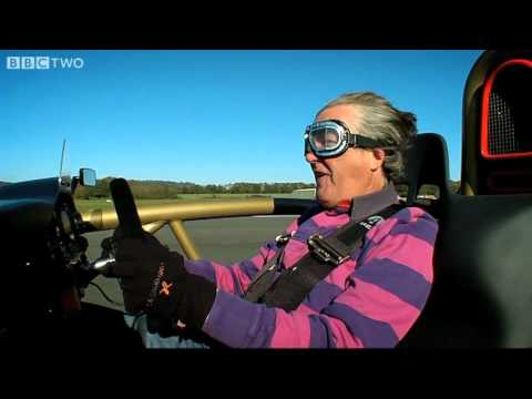 The Ariel Atom Vs a Supercar Selection - Top Gear Series 16 Episode 1 - BBC Two