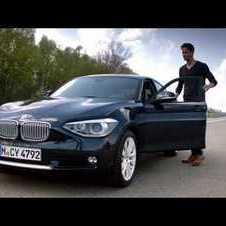 New BMW 1 Series advert