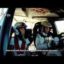 Andreas Mikkelsen Challenge with ŠKODA (Full length version)