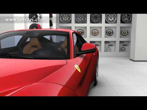 F12berlinetta - Digital Design Flight
