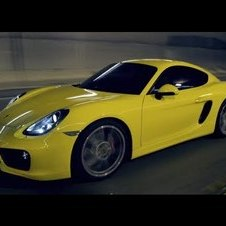 New Porsche Cayman 2013 HD First Commercial Offical LA Auto Show Carjam TV HD Car TV Show