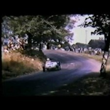 Watkins Glen Grand Prix 1952 Color Footage