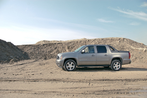Chevrolet Avalanche LT2 2WD