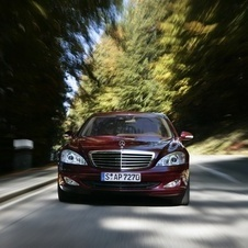 Mercedes-Benz S 320 CDI 4MATIC LWB