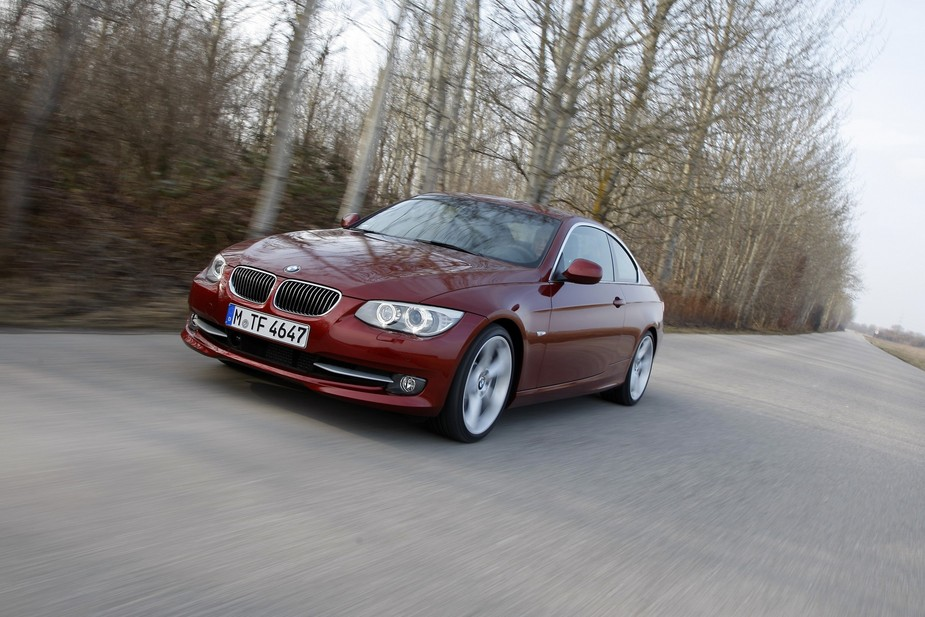 BMW 330d Coupé Edition Exclusive AT