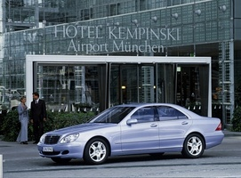 Mercedes-Benz S 500 4Matic