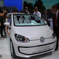 Volkswagen UP! Cabrio