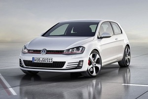 Volkswagen Golf GTI Concept Automatic
