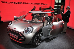 MINI (BMW) Rocketman