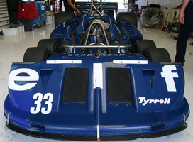 Tyrrell P34 Cosworth