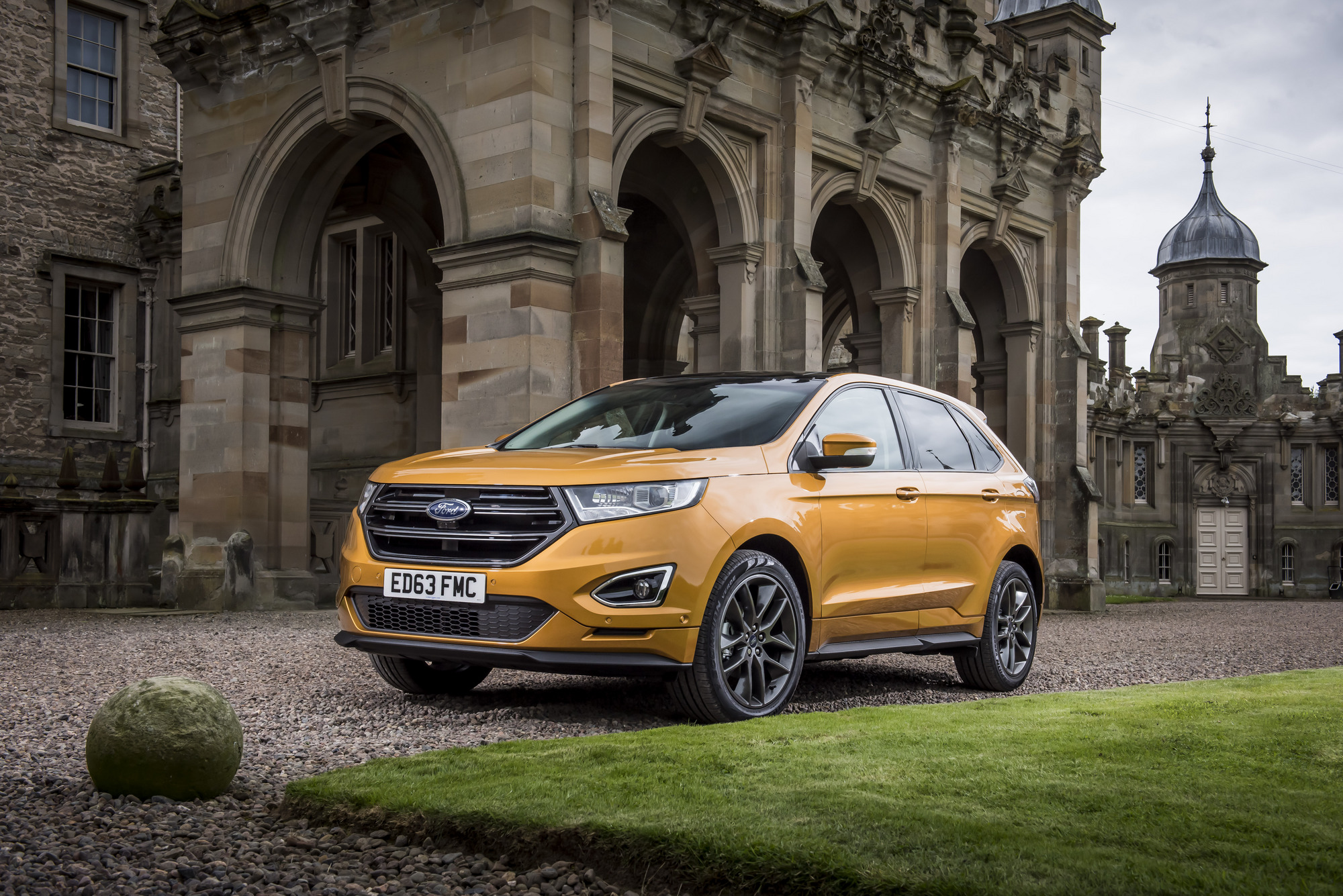 Ford Edge ST-Line 2.0 TDCi 4x4