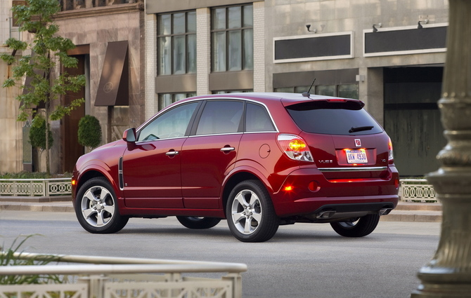Saturn Vue AWD V6 Red Line