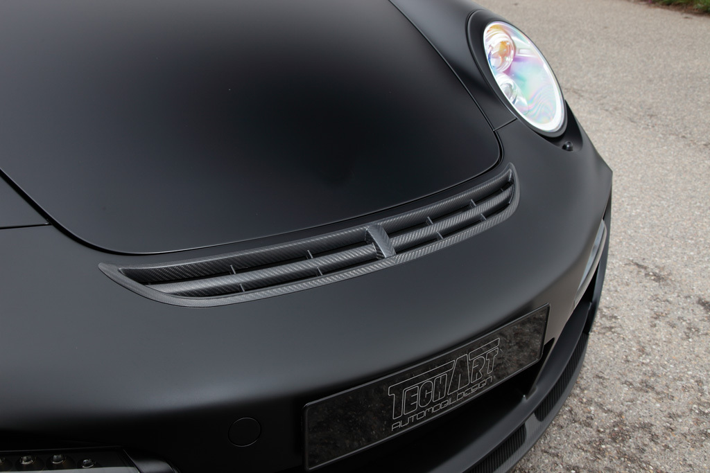 TechArt 911 Turbo Aerokit II