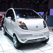 The Tata Nano is the poster child for the inexpensive cars that are sold in India