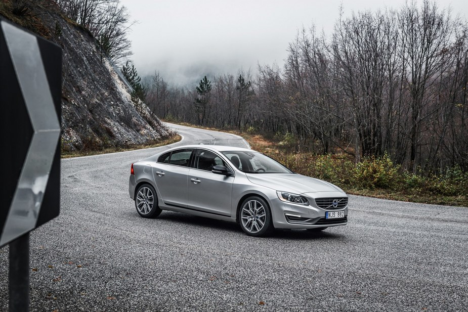 Volvo S60 T6 AWD Polestar Geartronic