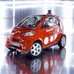 fortwo fire-fighting vehicle