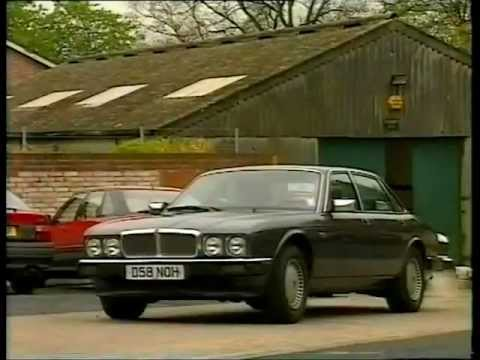 1994 Old Top Gear - Jaguar XJ
